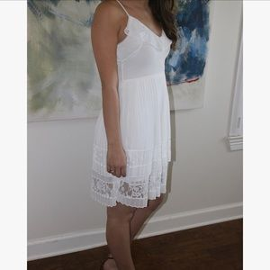 NWT!! Little White French Connection Dress 👗